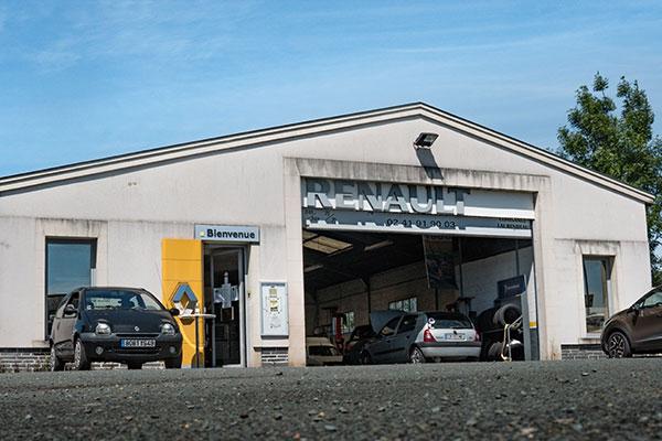 Rocade sud Juigné sur Loire - Atelier